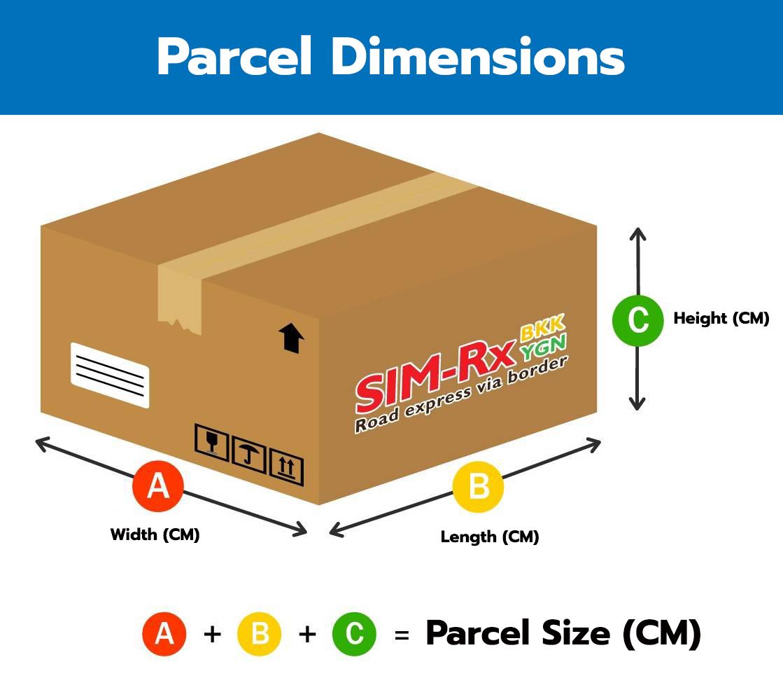 Parcel Dimensions_EN