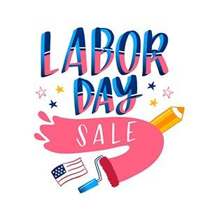 Labor Day Sale 2021