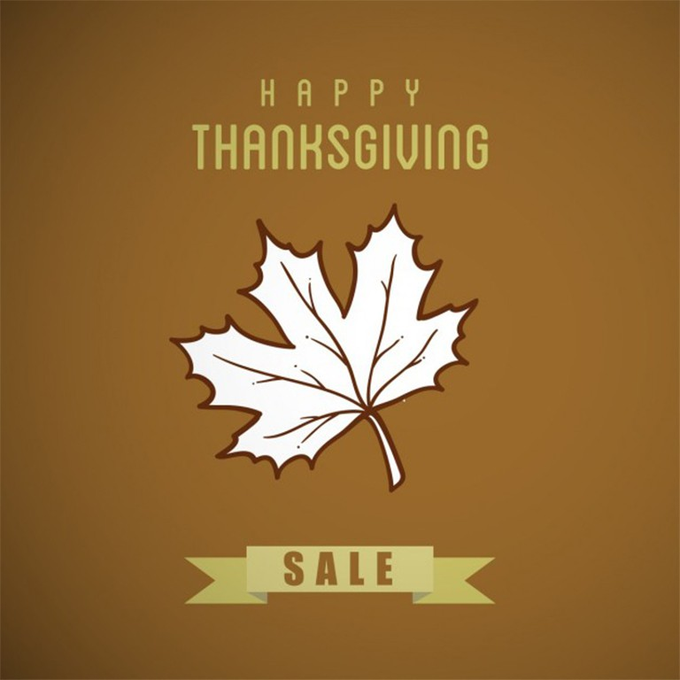 Thanksgiving Sale 2020