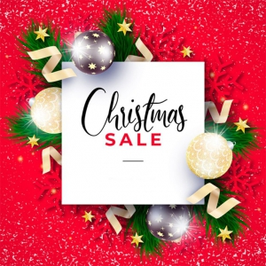 After Christmas Sale 2020