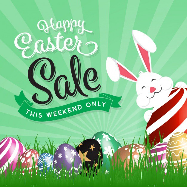 Easter Sales 2020